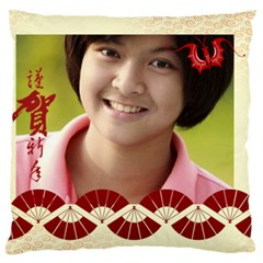 Chinese New Year By Ch   Standard Flano Cushion Case (two Sides)   W4ejgchgh88e   Www Artscow Com Front
