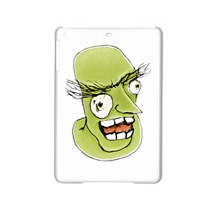 Mad Monster Man With Evil Expression Apple Ipad Mini 2 Hardshell Case by dflcprints