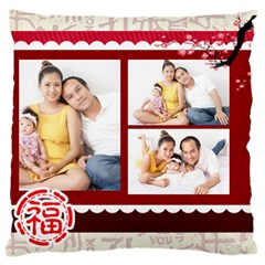 Chinese New Year By Ch   Standard Flano Cushion Case (two Sides)   5mtw149acwzh   Www Artscow Com Front