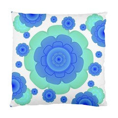 Retro Style Decorative Abstract Pattern Cushion Case (two Sided)  by dflcprints