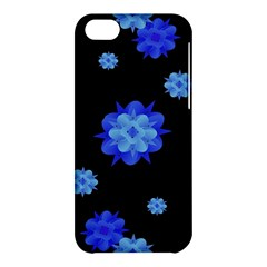 Floral Print Modern Style Pattern  Apple Iphone 5c Hardshell Case by dflcprints