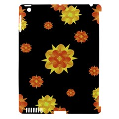 Floral Print Modern Style Pattern  Apple Ipad 3/4 Hardshell Case (compatible With Smart Cover) by dflcprints