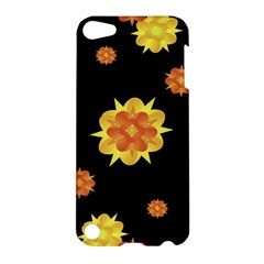 Floral Print Modern Style Pattern  Apple Ipod Touch 5 Hardshell Case by dflcprints