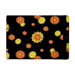 Floral Print Modern Style Pattern  Apple Ipad Mini Flip Case by dflcprints