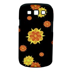 Floral Print Modern Style Pattern  Samsung Galaxy S Iii Classic Hardshell Case (pc+silicone)