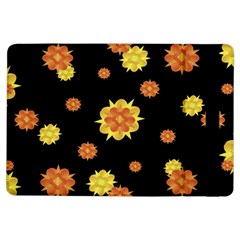 Floral Print Modern Style Pattern  Apple Ipad Air Flip Case by dflcprints