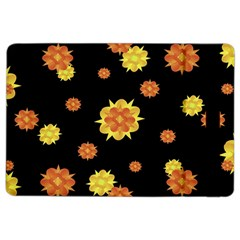 Floral Print Modern Style Pattern  Apple Ipad Air 2 Flip Case by dflcprints