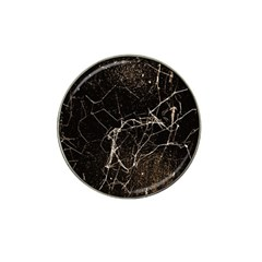 Spider Web Print Grunge Dark Texture Golf Ball Marker 4 Pack (for Hat Clip) by dflcprints