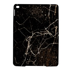 Spider Web Print Grunge Dark Texture Apple Ipad Air 2 Hardshell Case by dflcprints