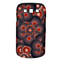 Modern Floral Decorative Pattern Print Samsung Galaxy S Iii Classic Hardshell Case (pc+silicone) by dflcprints