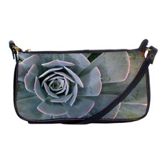 Succulent Evening Bag Evening Bag by KellyHazelArt