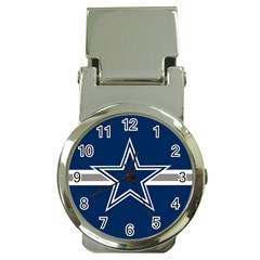 Dallas Cowboys National Football League NFL Teams NFC Money Clip Watch by SportStore
