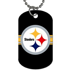 Pittsburgh Steelers National Football League Nfl Teams Afc Dog Tag (two Sided)  by SportMart
