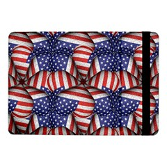Modern Usa Flag Pattern Samsung Galaxy Tab Pro 10 1  Flip Case by dflcprints