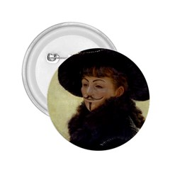 Kathleen Anonymous Ipad 2 25  Button by AnonMart