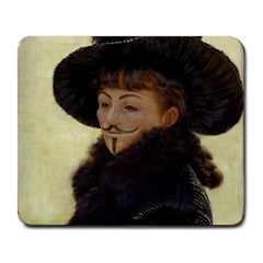 Kathleen Anonymous Ipad Large Mouse Pad (rectangle) by AnonMart