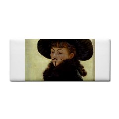 Kathleen Anonymous Ipad Hand Towel by AnonMart