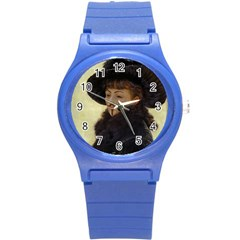 Kathleen Anonymous Ipad Plastic Sport Watch (small) by AnonMart