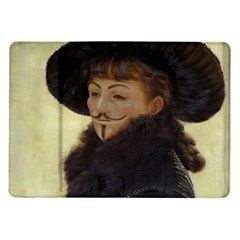 Kathleen Anonymous Ipad Samsung Galaxy Tab 10 1  P7500 Flip Case by AnonMart
