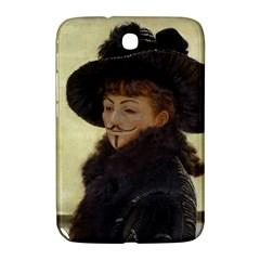 Kathleen Anonymous Ipad Samsung Galaxy Note 8 0 N5100 Hardshell Case