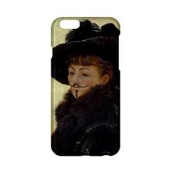 Kathleen Anonymous Ipad Apple Iphone 6 Hardshell Case by AnonMart