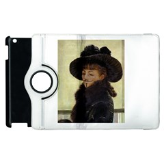 Kathleen Anonymous Ipad Apple Ipad 2 Flip 360 Case by AnonMart