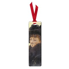 Kathleen Anonymous Ipad Small Bookmark by AnonMart