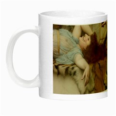 Godwardmischiefandanonipad Glow In The Dark Mug by AnonMart