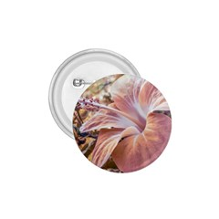 Fantasy Colors Hibiscus Flower Digital Photography 1 75  Button by dflcprints