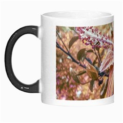 Fantasy Colors Hibiscus Flower Digital Photography Morph Mug by dflcprints