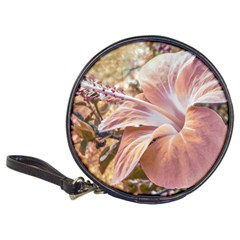 Fantasy Colors Hibiscus Flower Digital Photography Cd Wallet by dflcprints