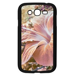 Fantasy Colors Hibiscus Flower Digital Photography Samsung Galaxy Grand Duos I9082 Case (black) by dflcprints