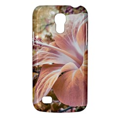 Fantasy Colors Hibiscus Flower Digital Photography Samsung Galaxy S4 Mini (gt I9190) Hardshell Case