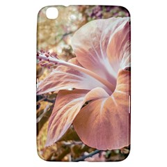 Fantasy Colors Hibiscus Flower Digital Photography Samsung Galaxy Tab 3 (8 ) T3100 Hardshell Case  by dflcprints