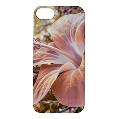 Fantasy Colors Hibiscus Flower Digital Photography Apple Iphone 5s Hardshell Case by dflcprints