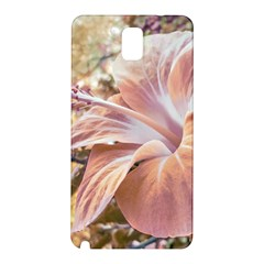 Fantasy Colors Hibiscus Flower Digital Photography Samsung Galaxy Note 3 N9005 Hardshell Back Case by dflcprints