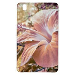 Fantasy Colors Hibiscus Flower Digital Photography Samsung Galaxy Tab Pro 8 4 Hardshell Case by dflcprints