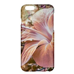 Fantasy Colors Hibiscus Flower Digital Photography Apple Iphone 6 Plus Hardshell Case by dflcprints