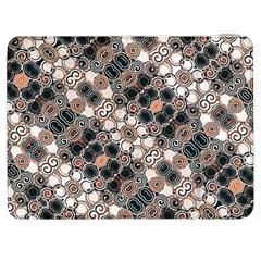 Modern Arabesque Pattern Print Samsung Galaxy Tab 7  P1000 Flip Case by dflcprints
