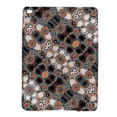 Modern Arabesque Pattern Print Apple Ipad Air 2 Hardshell Case by dflcprints