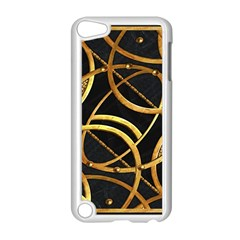 Futuristic Ornament Decorative Print Apple Ipod Touch 5 Case (white) by dflcprints
