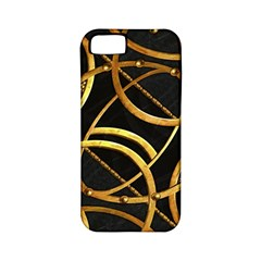 Futuristic Ornament Decorative Print Apple Iphone 5 Classic Hardshell Case (pc+silicone) by dflcprints