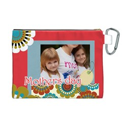 Kids By Jacob   Canvas Cosmetic Bag (xl)   J0zfqi8xah73   Www Artscow Com Back