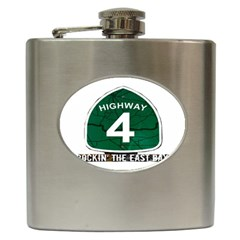 Hwy 4 Website Pic Cut 2 Page4 Hip Flask by tammystotesandtreasures