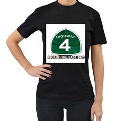 Hwy 4 Website Pic Cut 2 Page4 Women s T Shirt (black)