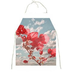 Flowers In The Sky Apron by dflcprints