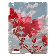 Flowers In The Sky Apple Ipad 3/4 Hardshell Case by dflcprints