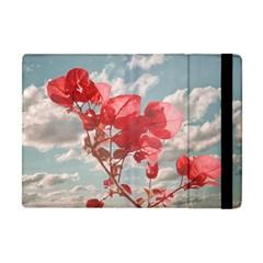 Flowers In The Sky Apple Ipad Mini Flip Case by dflcprints