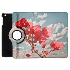 Flowers In The Sky Apple Ipad Mini Flip 360 Case by dflcprints