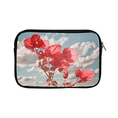 Flowers In The Sky Apple Ipad Mini Zippered Sleeve by dflcprints